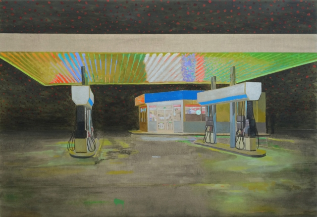 Buddy Bunting.convenience store